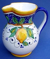 LImone Romagnola Italian Pitchers