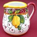 Limone Rosso Creamer