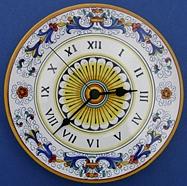 Ricco Deruta Wall Clock