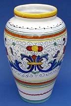 Ricco Deruta Vase - Large