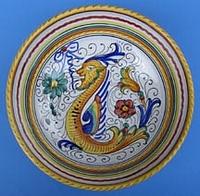 Raffaellesco Individual Pasta Bowl