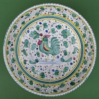Green Orvieto Pasta Bowl