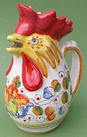 Frutta Miele .75 Rooster PitcFrutta Miele .75 Rooster Pitcher