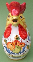 Frutta Miele .75 Rooster Pitcher