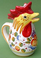 Frutta Miele 1.5 Rooster Pitcher - Large