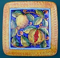 Lipari Square Plate