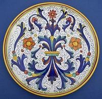 Ricco Deruta Wall Plate