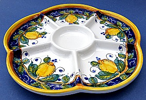 Limone Antipastiera Dish