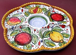 Frutta Mista Antipastiera Dish