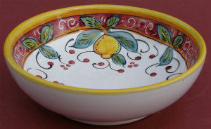 Limone Rosso Cereal Bowl