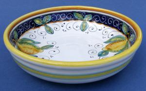 Limone Individual Pasta Bowl 2