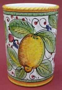 Frutta Mista Wine Bottle Utensil Holder - Large