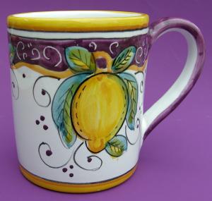 Limone Viola Mug