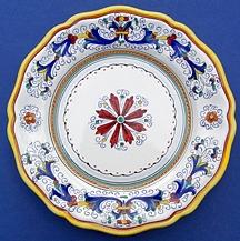 Ricco Deruta Italian Dinnerware Set pattern
