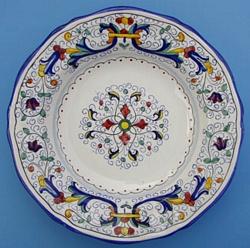 Vecchia Deruta Italian Dinnerware Set pattern