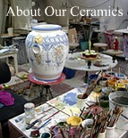 About Our Italian Ceramics